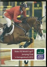ROLEX FEI WORLD CUP JUMPING FINAL 's-HERTOGENBOSCH 2012 DVD