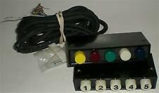 DENTAL MEDICAL NON VERBAL COMMUNICATION SYSTEM THETA CRL-262 LIGHTS BUTTONS  NEW
