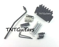 ORIGINAL Type Double Locking Floyd Rose Lic TREM BRIDGE System, OFR R3 NUT BLACK