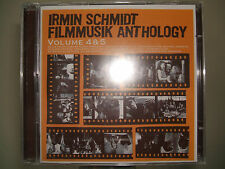 IRWIN SCHMIDT - Filmusik Anthology Vol 4&5 2CD NEW/SEALED 2009 CDSPOON52/53