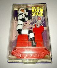 MAJOR MATT MASON MATTELS MAN IN SPACE 1967 VINTAGE BRAND NEW #6218 SPACE SUIT