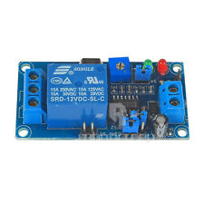 Circuit module with timer up to 1 hour 12V delay relay Turn on/off switch Hot