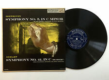 Beethoven - Symphony 5 in C Minor, Mozart - Symphony 41 in C - Bohm, VG+ 7S/7S