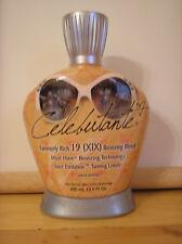 Designer Skin CELEBUTANTE 19x Bronzer Indoor Tanning Lotion New 13.5 Oz