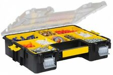 Stanley 197518 FatMax Deep Pro Organiser 10 Removable Storage Compartments NEW