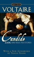 Candide, Zadig and Selected Stories by Voltaire (2009, Paperback)