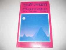 Rabbi AVIGDOR MILLER Narrate to Your Son Jewish book
