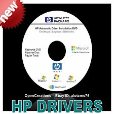 HP Windows Drivers - All Desktops  Laptops Supported Windows XP VISTA 7 and 8