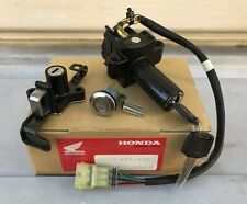 Kit serrature   - Key Set - Honda NSR125 NOS: 35010-KY4-770
