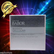 Babor Biogen Cellular Ultimate Repair Cream 3ML X 2PCS=6ML TOTAL!!!!