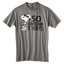 Snoopy So Awesome Men's T-Shirt