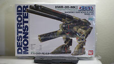 Bandai Macross Robotech 1/200 Scale Destroid Monster HWR-00-MKII Model Kit New