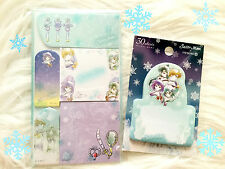 ❤ Sailor Moon x It's Demo Uranus Neptune Super Kawaii Sticky Notes Set 2016 ❤