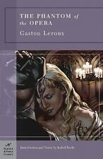 Barnes and Noble Classics: The Phantom of the Opera by Gaston Leroux (2007, Pap…