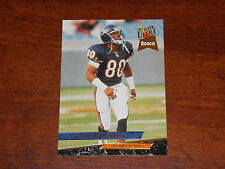 FOOTBALL CARD 1993 FLEER CORP #41 CURTIS COWAY BEARS WR ROOKIE