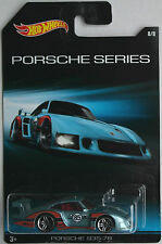 Hot Wheels Porsche Series 8/8 - Porsche 935-78 hellblaumet. Neu/OVP