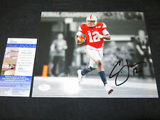 CARDALE JONES OHIO STATE BUCKEYES SIGNED 8X10 PHOTO JSA COA SD26071 BIG SALE!