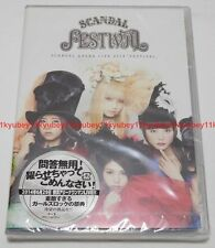 New SCANDAL ARENA LIVE 2014 FESTIVAL Blu-ray Japan F/S ESXL-52 4988010065294
