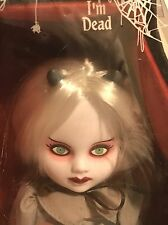 Living Dead Dolls Series 24 Xezbeth New Sealed Coffin Crushed - See Photos