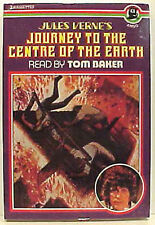 1982 Journey Center of Earth Audio Cassette (Tom Baker)