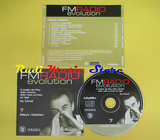 CD FM RADIO EVOLUTION 7 compilation PROMO 2003 MR MISTER SIMPLY RED (C32) no mc