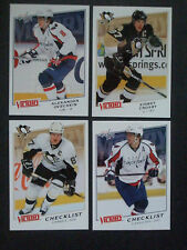 2008-09 Upper Deck VICTORY Hockey Complete Set (200) Mint GLOBAL SHIPPING