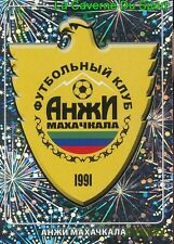 054 BADGE LOGO FK.ANZHI MAKHACHKALA STICKER PANINI RUSSIA PREMIER LEAGUE 2012