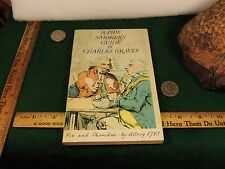 EXCELLENT CONDITION  119 PAGE PAPERBACK  A PIPE SMOKERS GUIDE BY CHARLES GRAVES