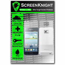 Screenknight Samsung Galaxy S2 Completo Corpo SCREEN PROTECTOR INVISIBLE SHIELD