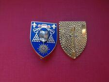 N°23 insigne militaire pucelle armée régiment infanterie cuirassier génie etc