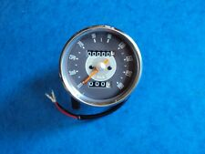 SMITHS TYPE GRAY FACE SPEEDOMETER KPH BSA A65 NORTON TRIUMPH BONNEVILLE