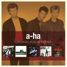 A-Ha - Original Album Series, 5CD Neu