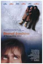 ETERNAL SUNSHINE OF THE SPOTLESS MIND Movie Promo POSTER B Jim Carrey