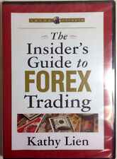 THE INSIDER'S GUIDE TO FOREX TRADING by Kathy Lien * New Forex Trading DVD*