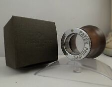 Monocolo Patek Philippe nuovo con box Uhrmacherlupe Maple Loupe eyeglass