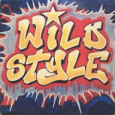 WILD STYLE Original Soundtrack Recording ANIMAL RECORDS Sealed Vinyl Record LP