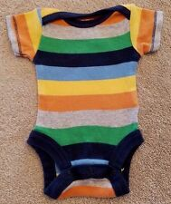 SWEET! BABIES R US PREEMIE COLORFUL STRIPED BODYSUIT REBORN