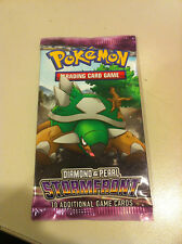 Pokemon TCG Diamond & Pearl Stormfront booster pack