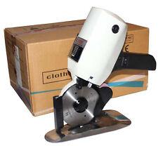 Round Knife electric scissor Cloth cutting machine cutter 100mm 220V KSM-100