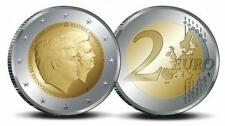 2 Euro Netherland 2014 Double Portrait Willem-Alexander/ Beatrix Bfr