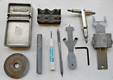 Lot of  Locksmith Hand Tools,Pin tray,Parts...     Locksmith