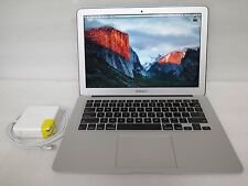 "Apple MacBook Air 13"" i5 1.8GHz 8GB RAM 256GB Solid State HD Mid 2012 Very Nice!"