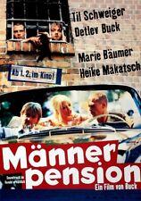 MÄNNERPENSION - 1996 - Filmplakat - Buck - Makatsch - Schweiger