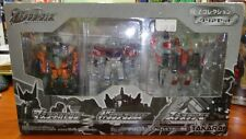 TAKARA TRANSFORMERS GALAXY FORCE EZ COLLECTION CONVOY / MEGATRON / STARSCREAM