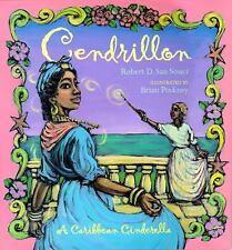 Cendrillon : A Caribbean Cinderella Hardcover LikeNew