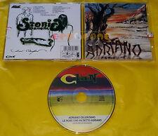 ADRIANO CELENTANO - LE ROBE CHE HA DETTO ADRIANO - CD Clan 1995 - BONUS TRACK