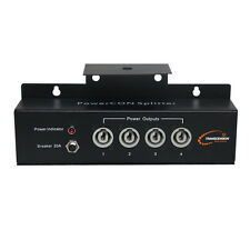 Transcension Neutrik Powercon Splitter 1 - 4 Lighting Power Distributor 20A