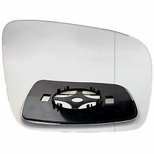 Right Driver Side  WING DOOR MIRROR GLASS  VW Transporter T5 03-09