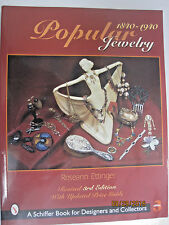 Popular Jewelry, 1840-1940 by Roseann Ettinger - Revised 3rd Edition
