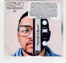 (GM988) Gizmo, The Middle ll EP - 2015 DJ CD